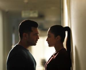 Arun Vijay, Regina Cassandra in Border Movie HD Images