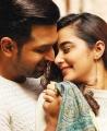 Arun Vijay, Stefy Patel in Border Movie Images