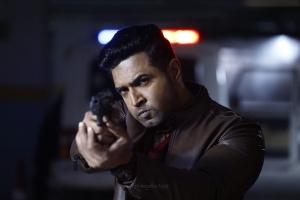 Hero Arun Vijay in Borrder Movie HD Images