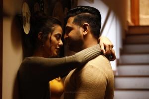 Stefy Patel, Arun Vijay in Border Movie HD Images