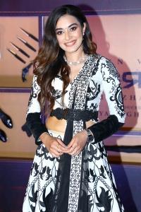 Actress Stefy Patel @ Borrder Movie Title Launch Stills