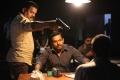 Actor Bose Venkat & Karthi Photos in Theeran Adhigaram Ondru Movie