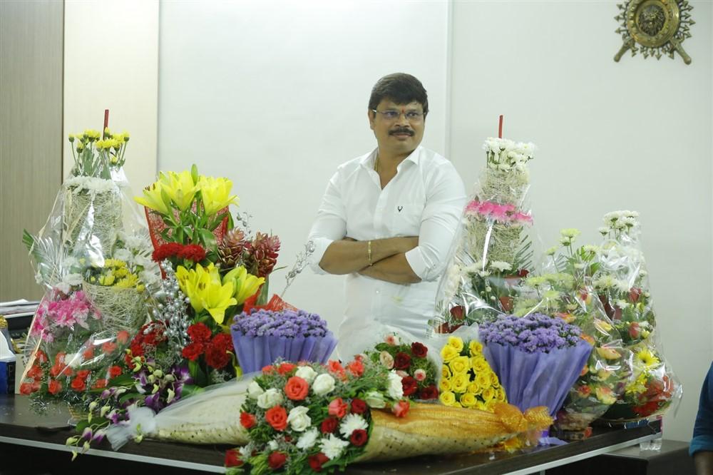Director Boyapati Srinu Birthday 2019 Celebrations Stills
