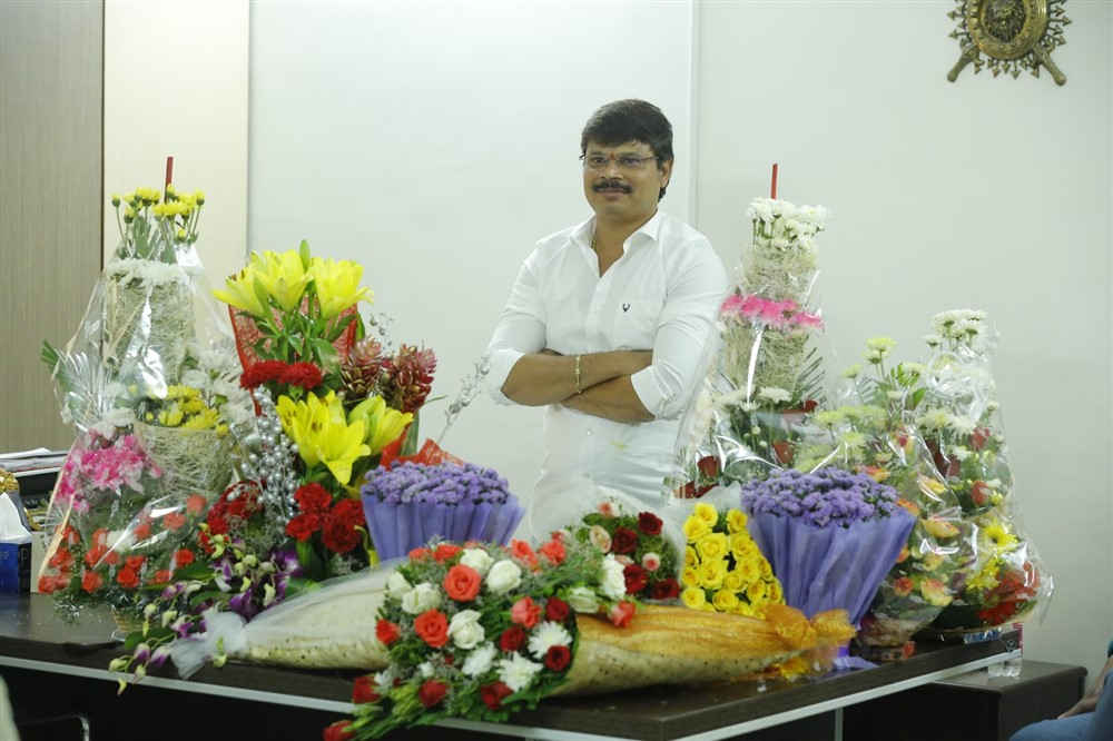 Director Boyapati Srinu Birthday Celebrations 2019 Stills