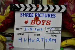Boys Movie Opening Stills