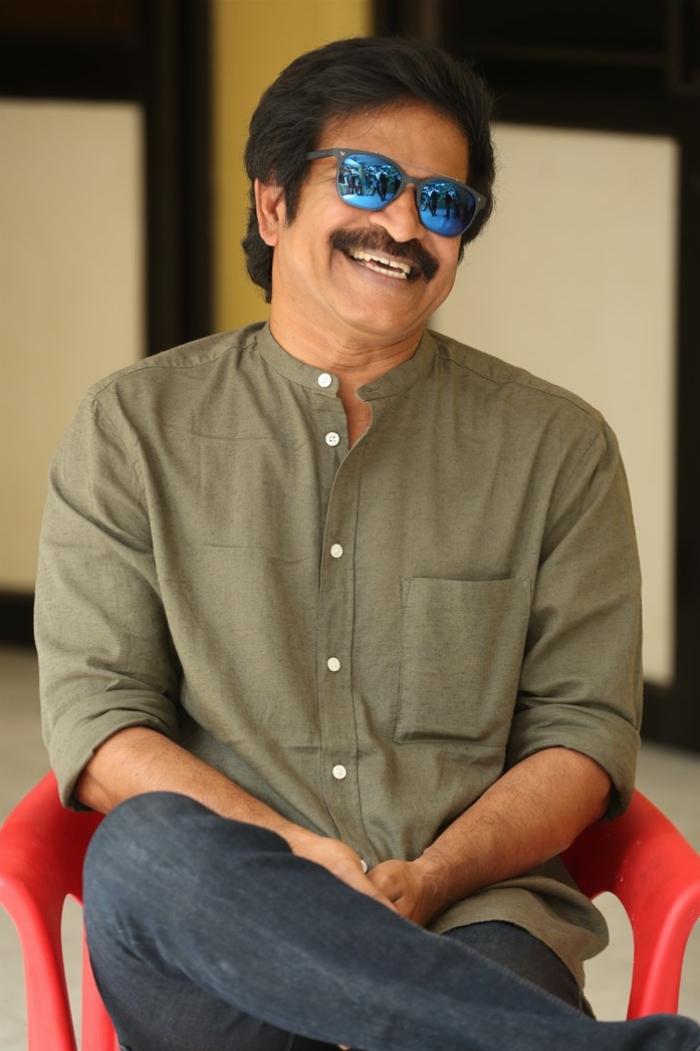 Actor Brahmaji Interview About Next Nuvve Movie