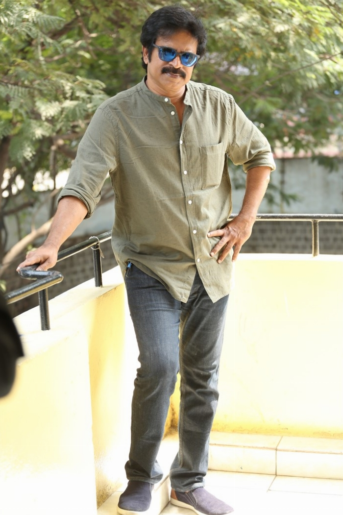 Telugu Actor Brahmaji Photos