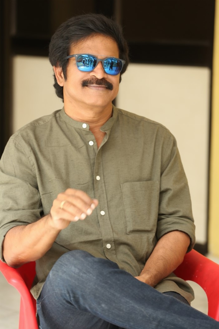Telugu Actor Brahmaji Photos