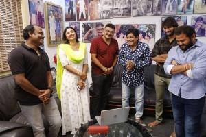 Brahmanandam, Ali Released Guna 369 Movie Song Photos