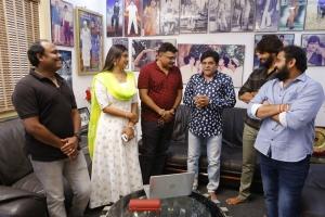 Brahmanandam & Ali released Guna 369 Movie Song Photos