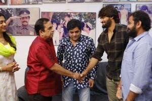 Brahmanandam & Ali launched Guna 369 Movie Song Photos