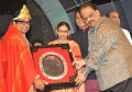Telugu Comedy Actor Brahmanandam Felicitated by MAA Tv Gallery
