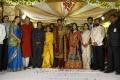 AP Governor ESL Narasimhan at Brahmanandam Son Gautam Wedding Reception Photos