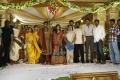 Allari Naresh at Brahmanandam Son Gautam Wedding Reception Photos