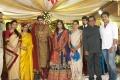 Srinu Vaitla at Brahmanandam Son Gautam Wedding Reception Photos