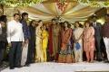 Actress Tamanna at Brahmanandam Son Gautam Wedding Reception Photos