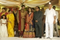 Brahmanandam Son Gautam Wedding Reception Photos
