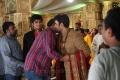 Nikhil Siddharth at Brahmanandam Son Gautam Wedding Reception Photos