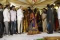 K Viswanath at Brahmanandam Son Gautam Wedding Reception Photos