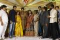 Actor Ravi Teja at Brahmanandam Son Gautam Wedding Reception Photos