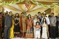 Priyamani at Priyamani at Brahmanandam Son Gautam Wedding Reception Photos
