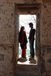 Sridevi Vijaykumar, Gautham in Brahmastram Telugu Movie Photos