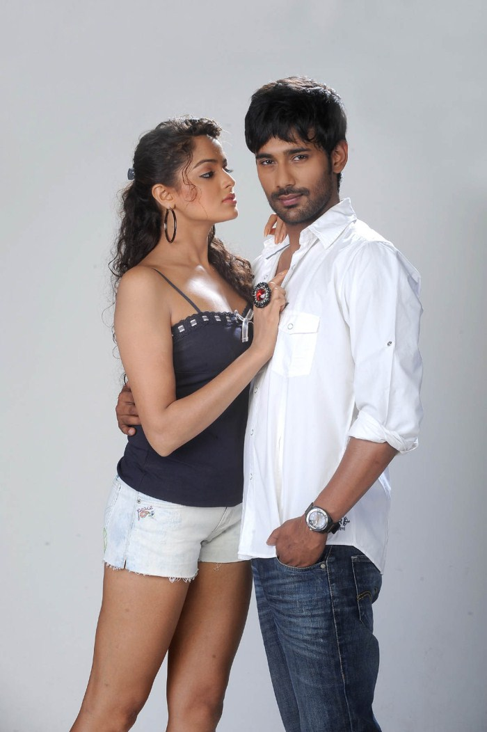 Varun Sandesh Asmitha Sood Photos