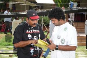 Brahmigadi Katha Telugu Movie Working Photo Gallery