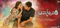 Samantha, Mahesh Babu in Brahmotsavam Movie Release Posters