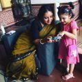 Revathi @ Brahmotsavam Working Stills