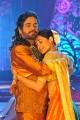 Nagarjuna, Pragya in Brammanda Nayagan Movie Stills