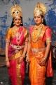Vimala Raman, Ashmitha  in Brammanda Nayagan Movie Stills