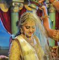 Actress Anushka in Brammanda Nayagan Movie Stills