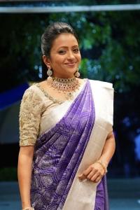 Actress Suma Kanakala @ Brand Mandir Wedding Saree Collection Launch Photos