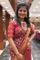Shiva Jyothi @ Brand Mandir Wedding Saree Collection Launch Photos