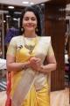 RJ Bhargavi @ Brand Mandir Wedding Saree Collection Launch Photos