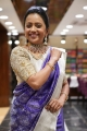 Actress Suma Kanakala @ Brand Mandir Wedding Saree Collection Launch Photos