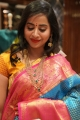 Actress @ Brand Mandir Wedding Saree Collection Launch Photos