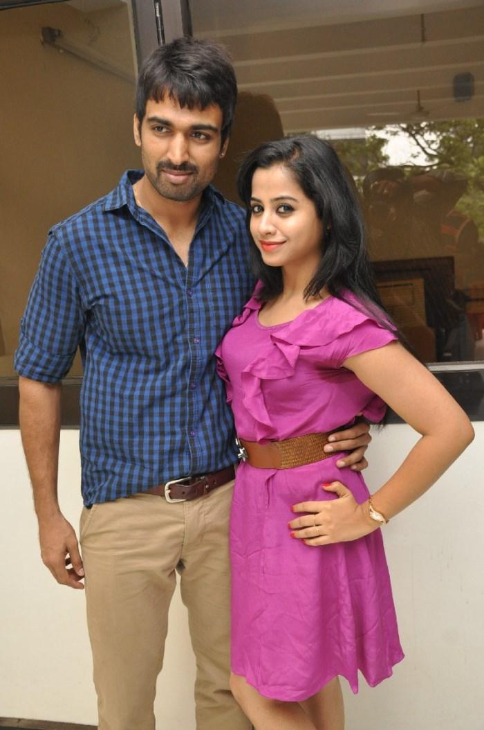 Ranadhir, Swati Dixit @ Break Up Movie Team Interview Photos