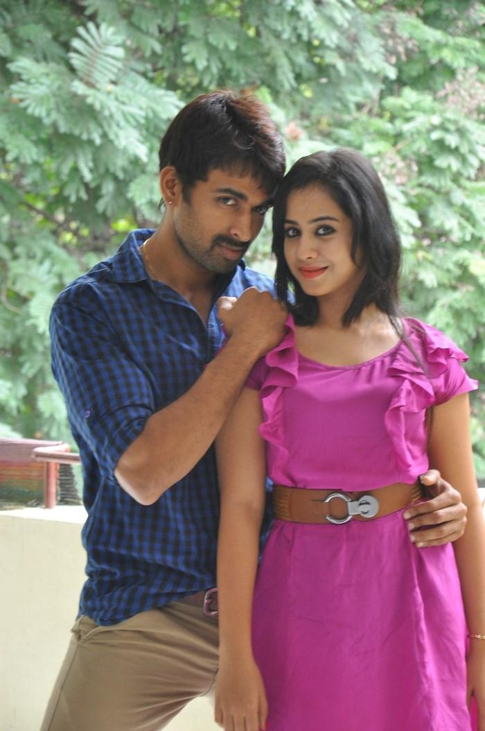 Ranadhir, Swathi Deekshith @ Break Up Movie Team Interview Photos
