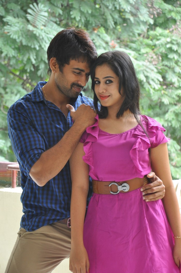Ranadhir, Swathi Deekshith @ Break Up Movie Team Interview Photos