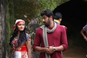 Tanya, Arulnithi in Brindhaavanam (2017) Movie Stills