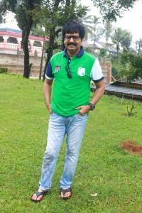 Actor Vivek @ Brindhavanam Movie Poojai Stills