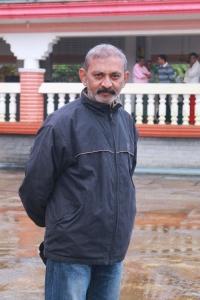 Director Radha Mohan @ Brindhavanam Movie Poojai Stills