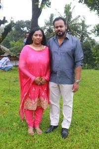 Shan Sutharsan @ Brindhavanam Movie Poojai Stills