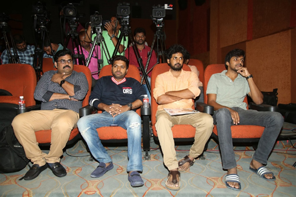 Brochevarevarura Movie Teaser Launch Stills