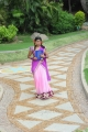 Actress Monal Gajjar in Brother of Bommali Telugu Movie Stills