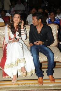 Actress Kajal at Brothers Movie Audio Release Function Photos