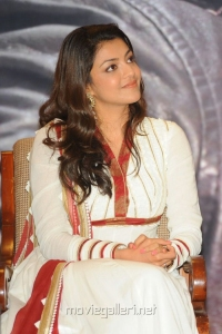 Kajal Agarwal at Brothers Movie Audio Release Function Photos