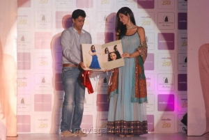 G Venkatram,Bruna Abdullah at Naturals Lounge Fashion Show Stills